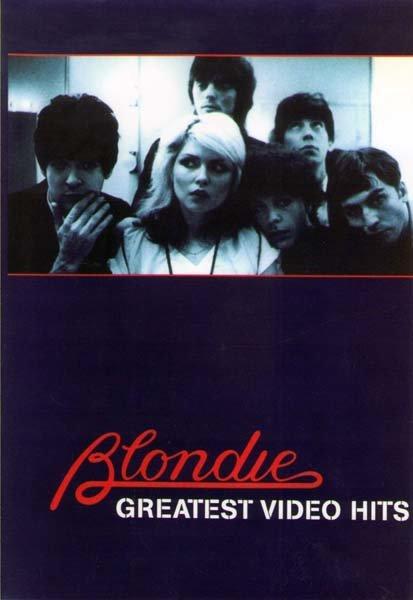 Blondie Greatest Video Hits на DVD