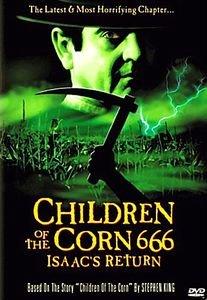 Дети кукурузы 666 - Айзек вернулся на DVD