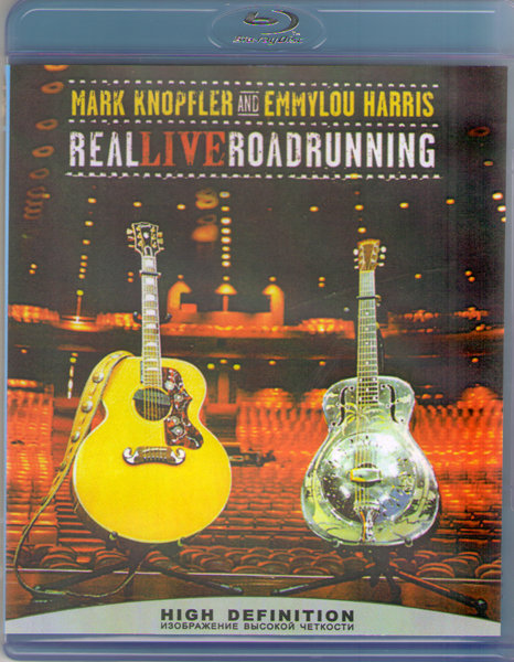 Mark Knopfler and Emmylou Harris Real Live Roadrunning (Blu-ray)* на Blu-ray