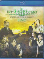 Angelo Kelly and Family Irish Heart Live (Blu-ray)