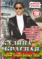 Калина красная Сборник лучших блатных песен 200 клипов