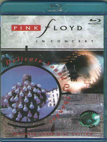 Pink Floyd Delicate Sound of Thunder (Blu-ray)* на Blu-ray