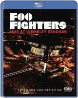Foo Fighters Live At Wembley Stadium (Blu-ray)