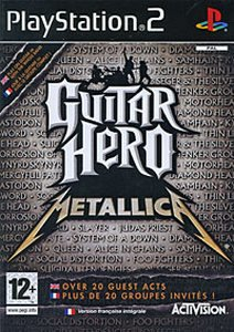 Guitar Hero: Metallica (PS2)