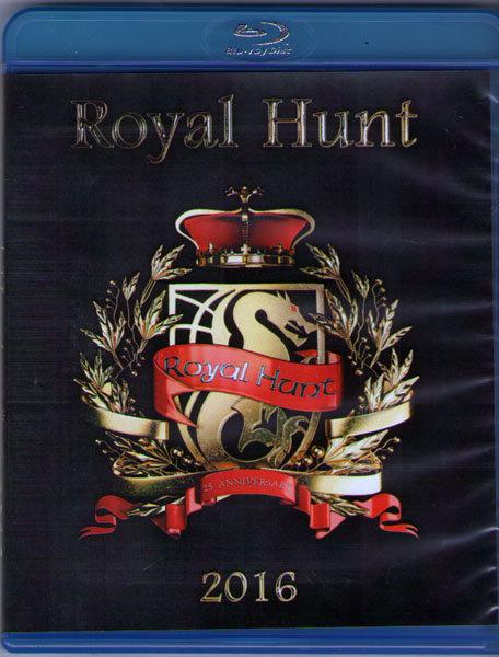 Royal Hunt 25th Anniversary (Blu-ray)* на Blu-ray