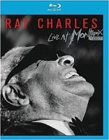 Ray Charles Live At The Montreux (Blu-ray)*