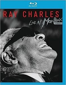 Ray Charles Live At The Montreux (Blu-ray)* на Blu-ray