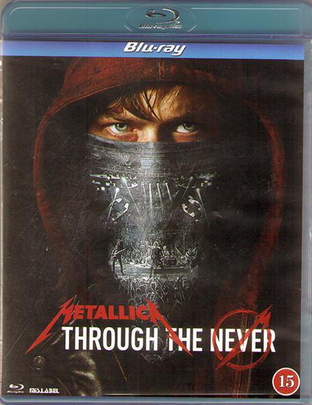 Metallica Through the Never (Blu-ray)* на Blu-ray