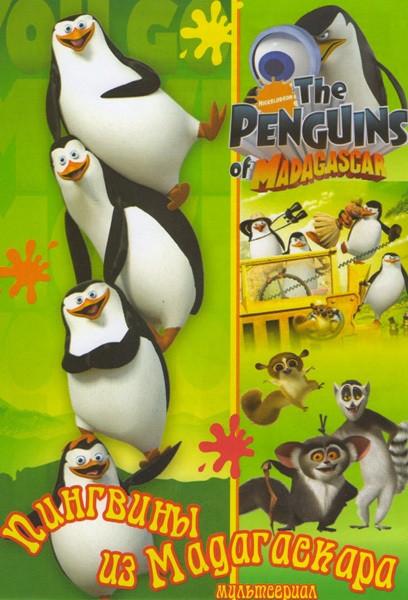 Пингвины из Мадагаскара (31 серия) на DVD