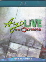 Ayo Live at the Olympia (Blu-ray)