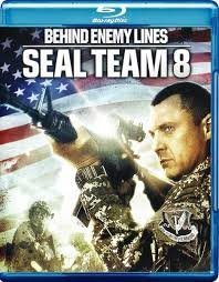 Команда восемь В тылу врага (Blu-ray)