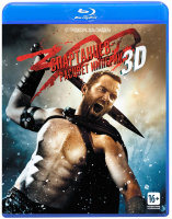 300 спартанцев Расцвет империи 3D+2D (Blu-ray 50GB)