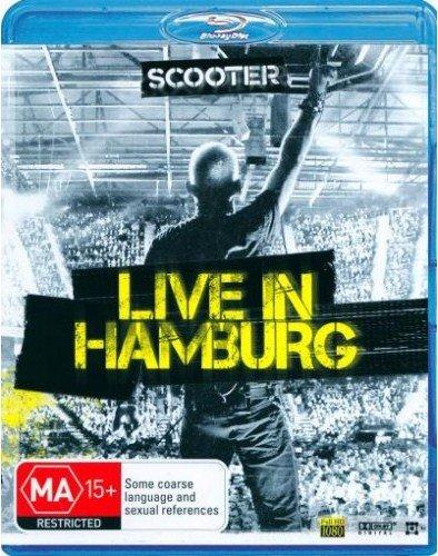 Scooter Live in Hamburg (Blu-ray) купить музыкальный диск. Лицензионная музыка на блюрей