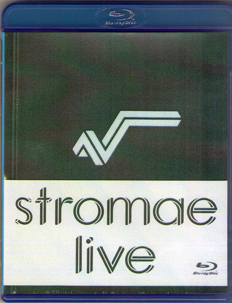 Stromae Racine Carree Live (Blu-ray) на Blu-ray