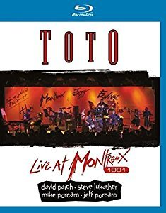 Toto Live at Montreux 1991 (Blu-ray)*