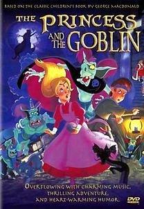Принцесса и Гоблин  на DVD