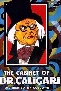Кабинет доктора Калигари  на DVD