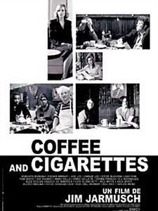 Кофе и сигареты  на DVD