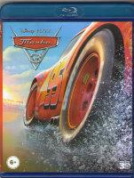 Тачки 3 3D+2D (Blu-ray)