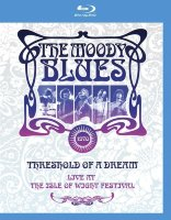The Moody Blues Threshold of a Dream Live at the Isle of Wight Festival (Blu-ray)*