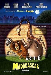 Мадагаскар на DVD