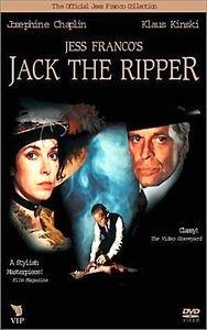 Джек потрошитель (Без полиграфии!) на DVD