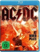 AC DC Live at river plate (Blu-ray)*