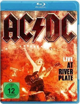 AC DC Live at river plate (Blu-ray)* на Blu-ray
