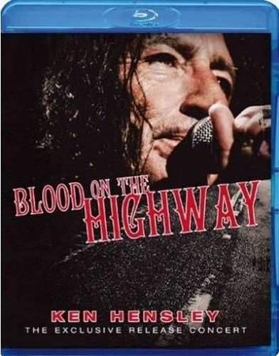 Ken Hensley Blood On The Highway (Blu-ray)* на Blu-ray