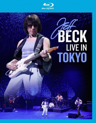 Jeff Beck Live in Tokyo (Blu-ray)*