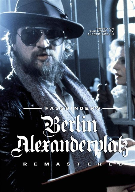 Берлин Александерплац (14серий) (8 DVD) (Без полиграфии!) на DVD