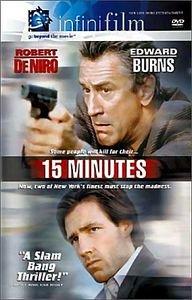 Пятнадцать минут славы (15 минут) на DVD
