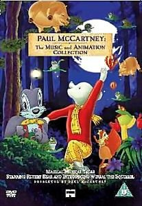 Paul McCartney - The Music And Animation Collection на DVD