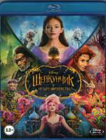 Щелкунчик и четыре королевства (Blu-ray)