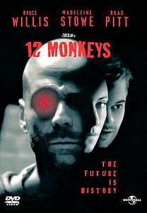 Двенадцать обезьян (12 обезьян) на DVD