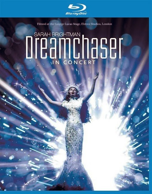 Sarah Brightman Dreamchaser In Concert (Blu-ray)* на Blu-ray