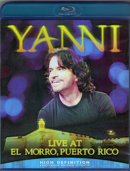 Yanni Live At El Morro Puerto Rico (Blu-ray)* на Blu-ray