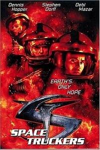 Космические дальнобойщики  на DVD