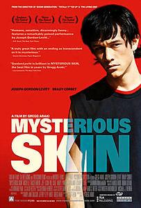Загадочная кожа  на DVD