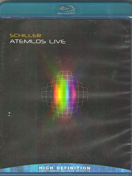 Schiller Atemlos Live (Blu-ray)* на Blu-ray