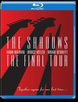 The Shadows The final tour (2 Blu-ray)