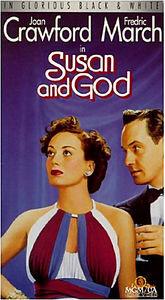 Сьюзен и бог  на DVD