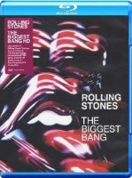 The Rolling Stones The Biggest Bang (Blu-ray)
