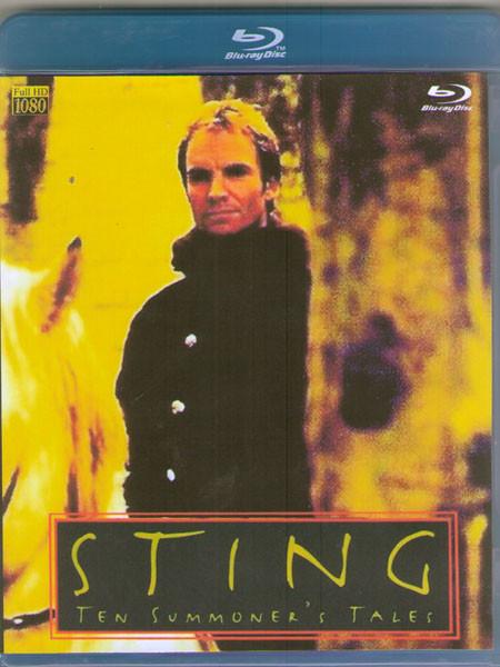 Sting Ten Summoners Tales (Blu-ray)* на Blu-ray