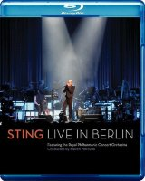 Sting Live in Berlin (Blu-ray)*
