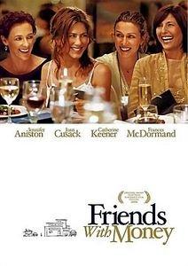 Друзья с деньгами на DVD