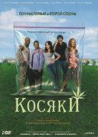 Косяки (Дурман) 1,2 Сезоны (22 серии) (2 DVD)