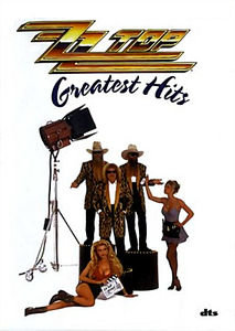 ZZ TOP Greatest Hits на DVD
