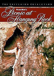 Пикник у Висячей скалы на DVD