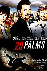 Двадцать девять пальм (29 пальм) на DVD